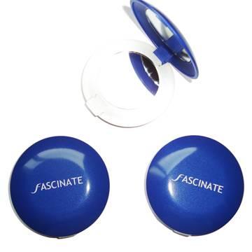 Promotional round plastic mirror