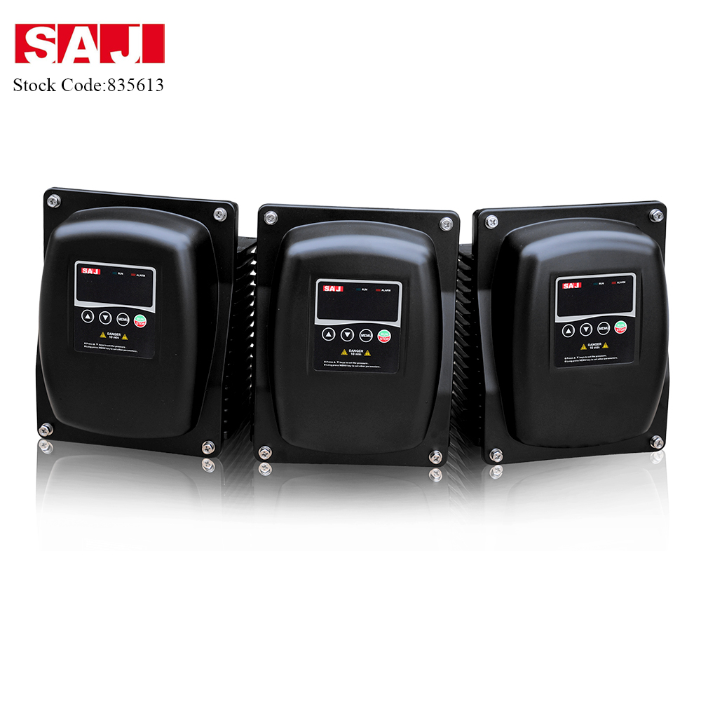 SAJ Variable-Speed Drive for Water Pressure Systems