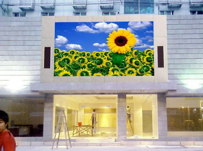 SMD p5 led video wall P6 P8 P10 outdoor full color led display module for led advertising