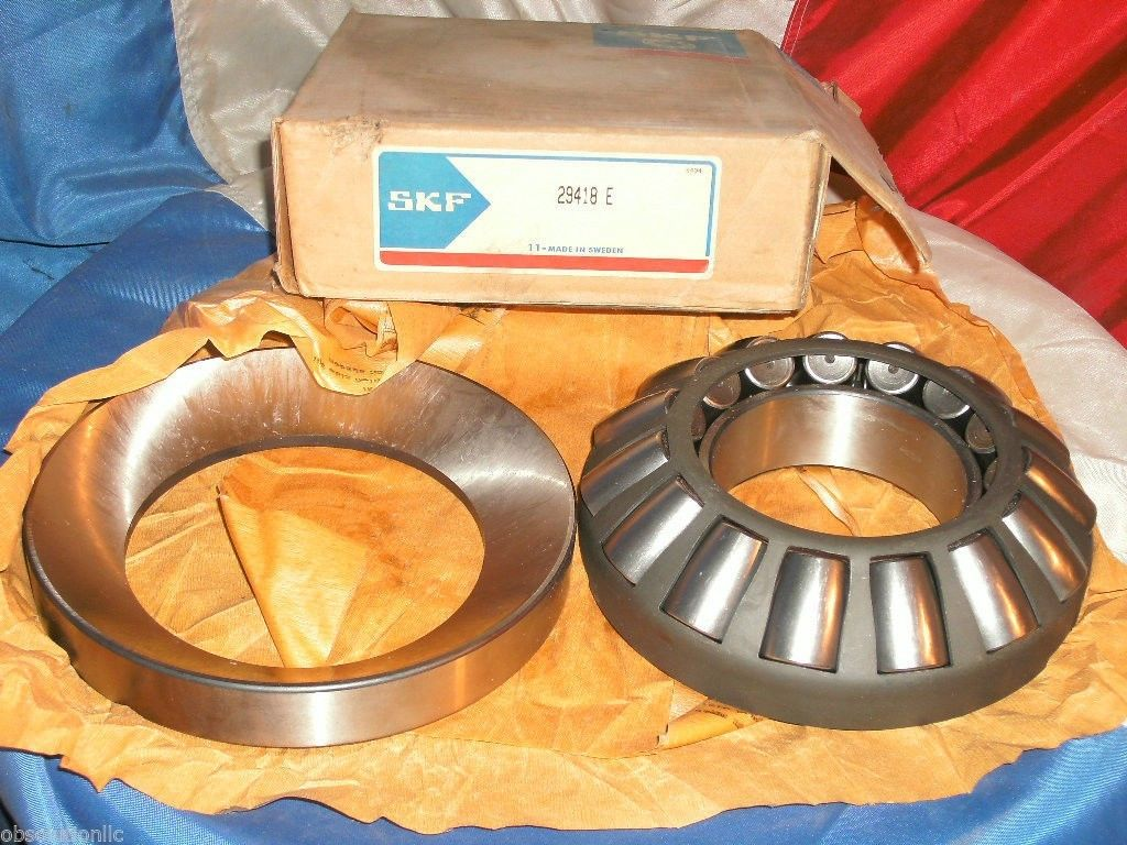 SKF 29418E SPHERICAL ROLLER THRUST BEARING