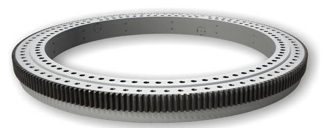 KD 210 Series Rothe Erde slewing bearing ring Replacement