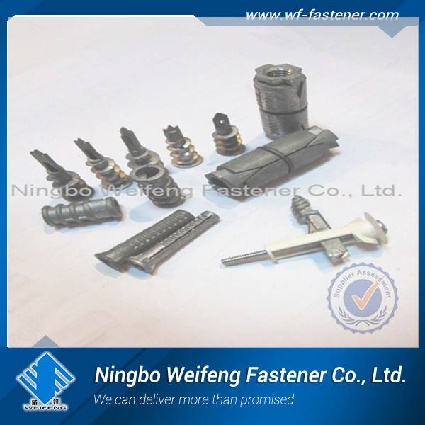 zinc alloy easy drive anchor speed easy drive achor made in China good supplier manufacturer