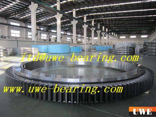 Double-row Different Diameter Ball Slewing Bearing / Slewing Bearing / Slewing ring