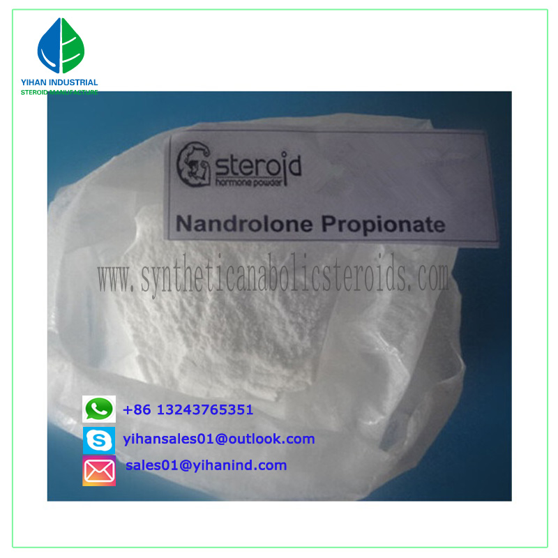Factory Direct Supply Steroids Hormone Nandrolone Propionate for Bodybuilding Judy