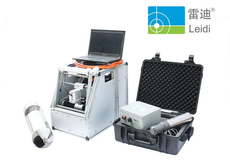 TVS-6000 Sonar Pipeline Inspection System