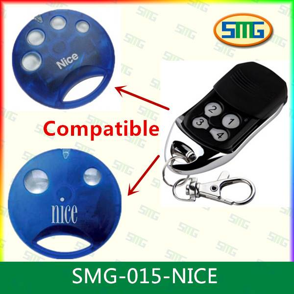 NICE SMILO Compatible remote duplicator 433.92Mhz Rolling Code