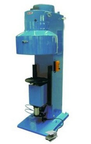 FG4 semi-automatic metal pail sealing machine