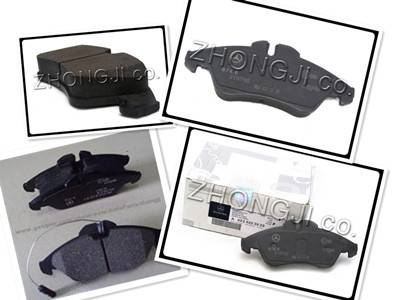 mercedes-benz sprinter brake pad 0024203920