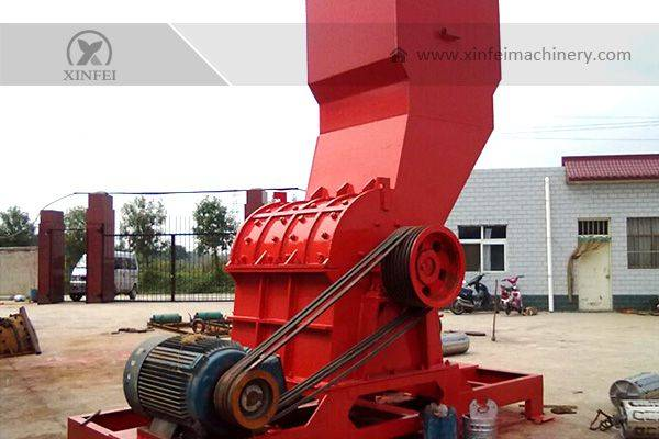 Scrap Steel Crusher