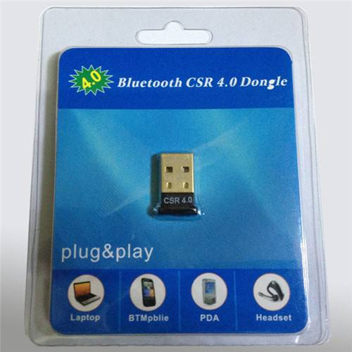 USB Bluetooth 4.0 Adapter 3Mbps CRS Bluetooth dongle for Laptop PDA Stereo Mobile Headset Win7/8 XP