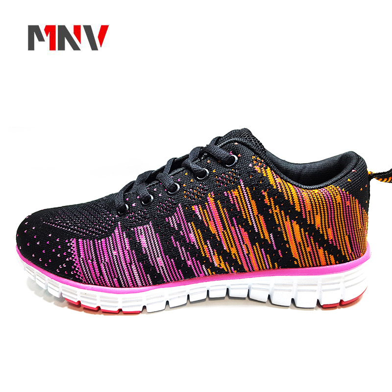 Hot Sale Brand Men Running Sport Shoes From China Manufacturer