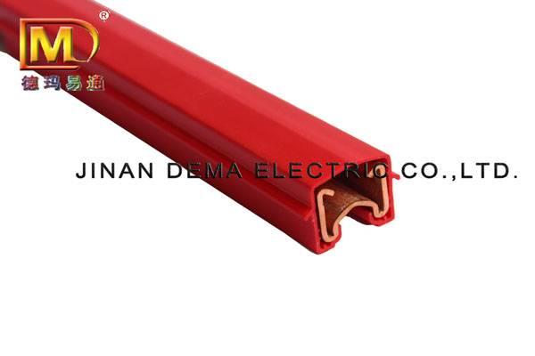 copper conductor rail