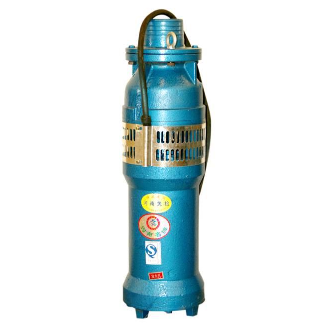 QS Bearing submersible pumps