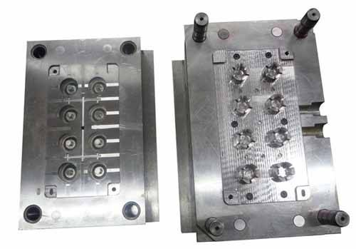 precision injection molds