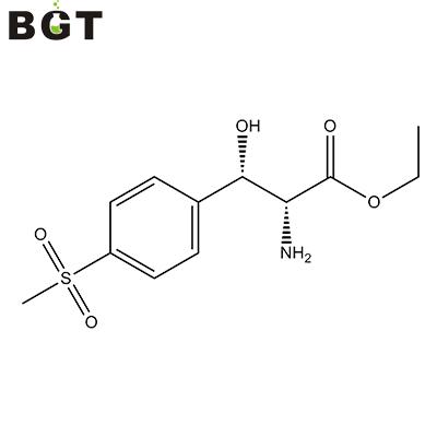 D-p-Methyl sulfone phenyl ethyl serinate