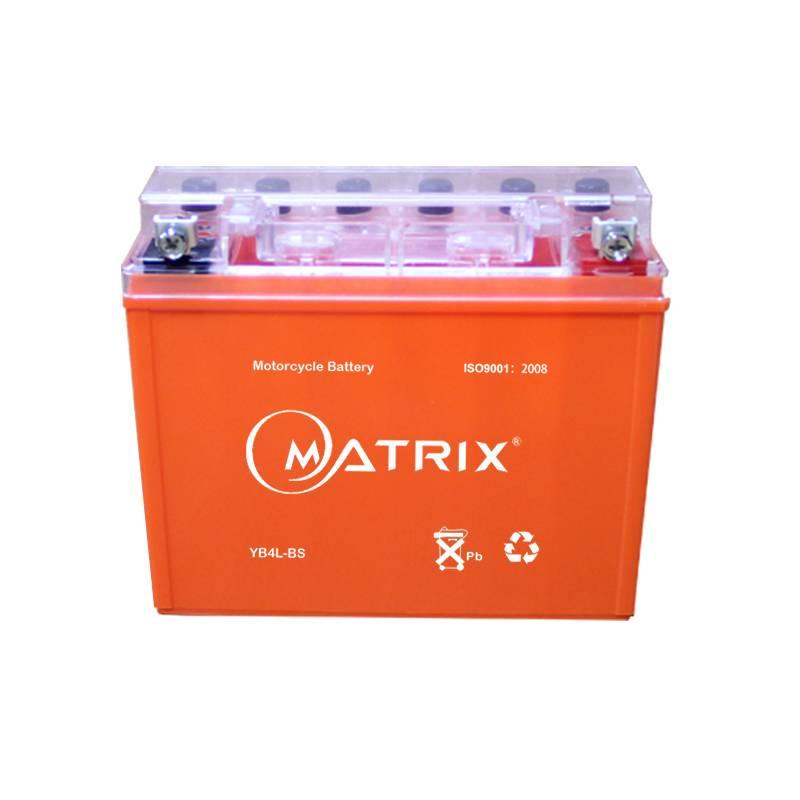 Hot Customized orange 12v 4ah gel motorcycle battery