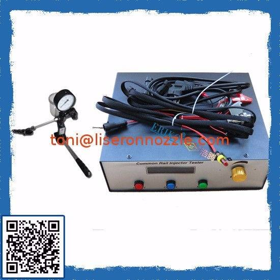 common rail fuel injector tester tool; updated common rail diesel injector tester
