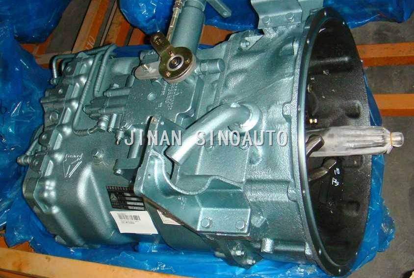 SINOTRUK HOWO Truck Spare Parts for sale-HOWO Transmission Assembly-HW19710090610