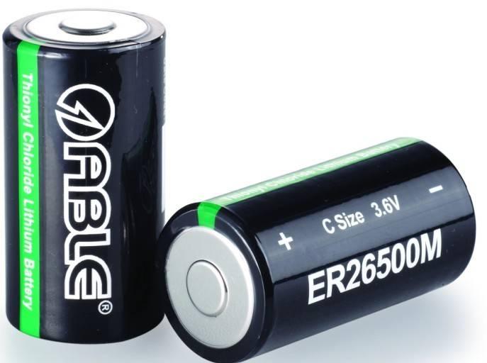 ER26500M LiSOCL2 battery