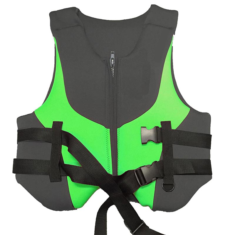 Personalized life vest