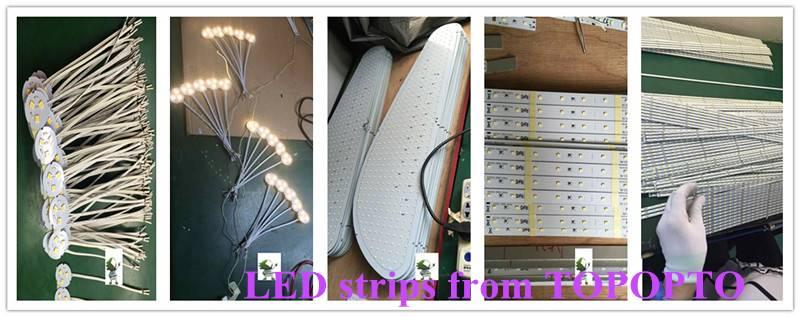 Specific size & model rigid LED strips