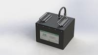 LiFePO4 24V 40Ah Floor Cleaning Machine Battery Pack