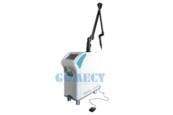 strong power q switch nd yag laser/laser tattoo removal machine