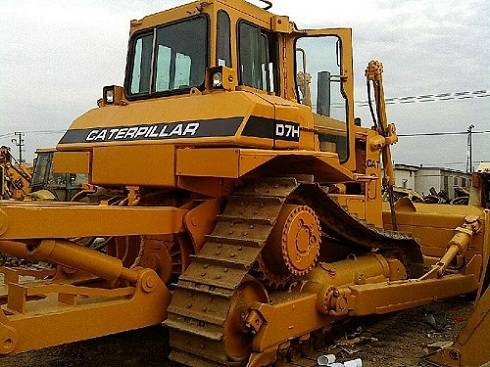 Used Catpillar Bulldozer for sale