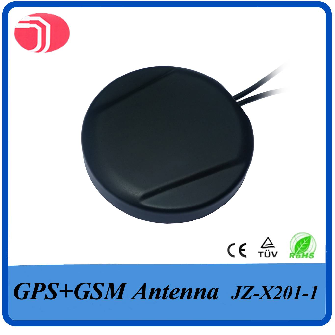 GPS GSM antenna  combo with screw mounting