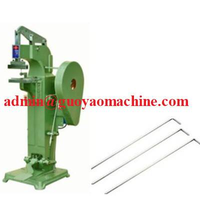 lever arch file matel edge fixing machine