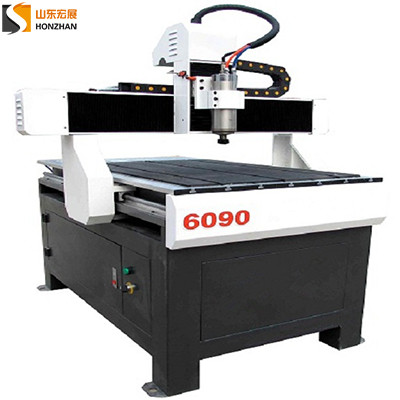 Honzhan HZ-R6090 Advertising Wood Acrylic CNC Router Carving Machine 600900mm