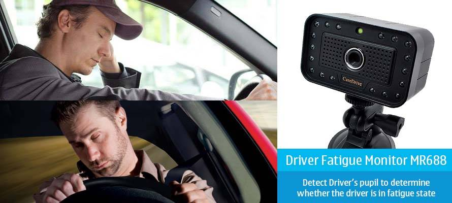 Sleep sensor to driver, driver anti sleep alarm