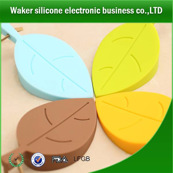 Silicone decor door stopper