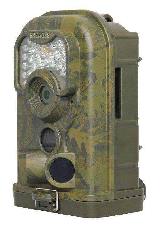 HD hunting camera with 1280*720 Ip58 waterproof 32GB support