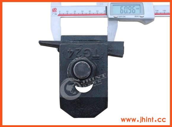 12-30kg rail clip for railway