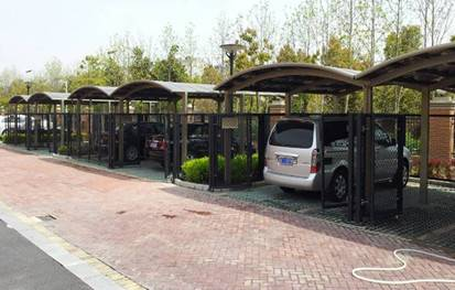 Aluminum Carport Canopy