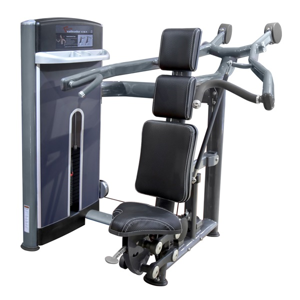 Home Gym Equipment Seated Shoulder Press for Strength Machine