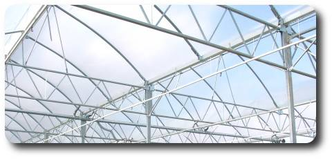 PATI-DI-LITE - greenhouse coverings: High quality diffused light
