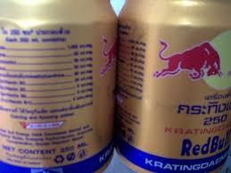 Krating Daeng energy drink