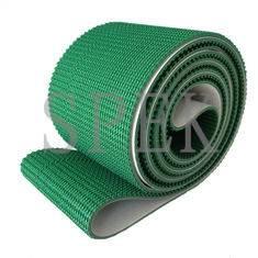 high quality green white black PVC PU PE conveyor belt