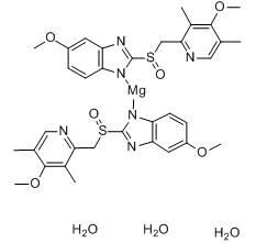 Esomeprazole magnesium trihydrate CAS: 217087-09-7