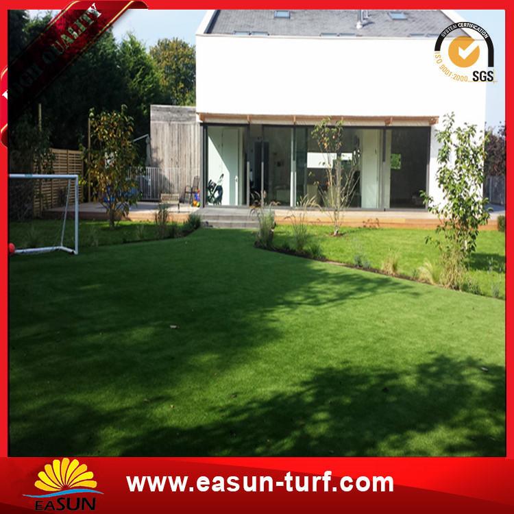 outdoorartificialgrasscarpet syntheticgrass for garden decorativeindoorgrass-Donut