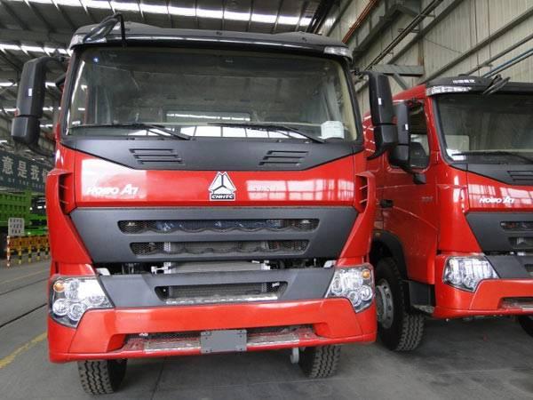 SINOTRUK HOWO A7 6x4 Tipper Truck 5.8m Body, EUROIII