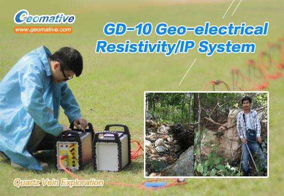 2D resistivity imaging :GD-10
