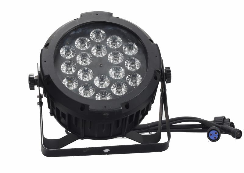 18PCS 10W RGBW 4IN1 LED Par Light