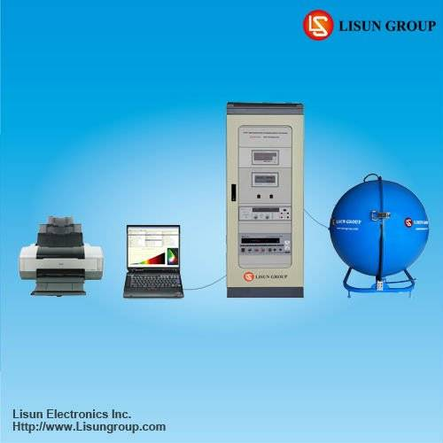 Lisun LPCE-1 Integrating Sphere Spectrophotometer Test System which High accuracy and high speed tes