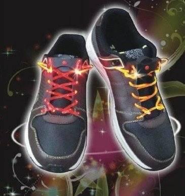 LED Flashing Shoelace