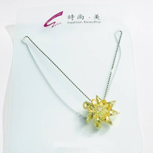 selling crystal  pendant jewelry NK026