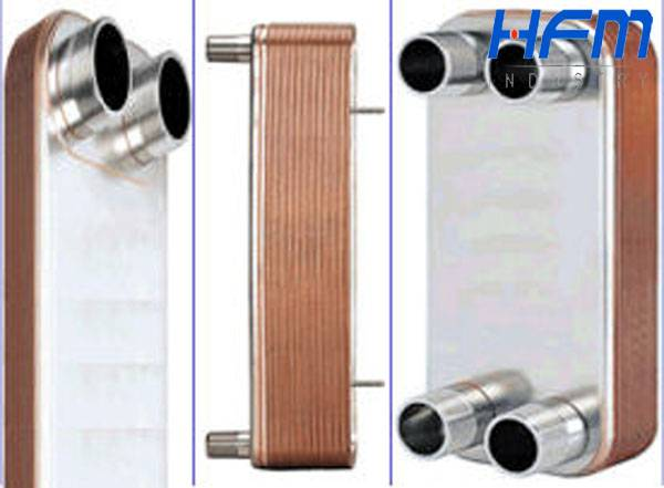 Brazed plate heat exchanger factory
