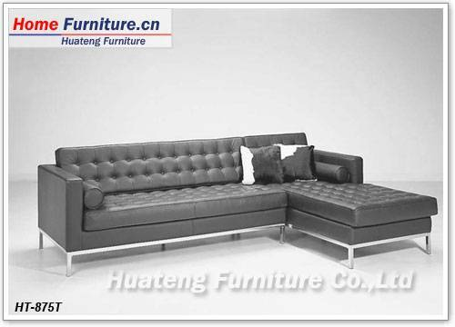 office leisure leather sofa